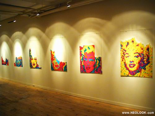 Jung Seung Won Lee Solo Exhibition: ing