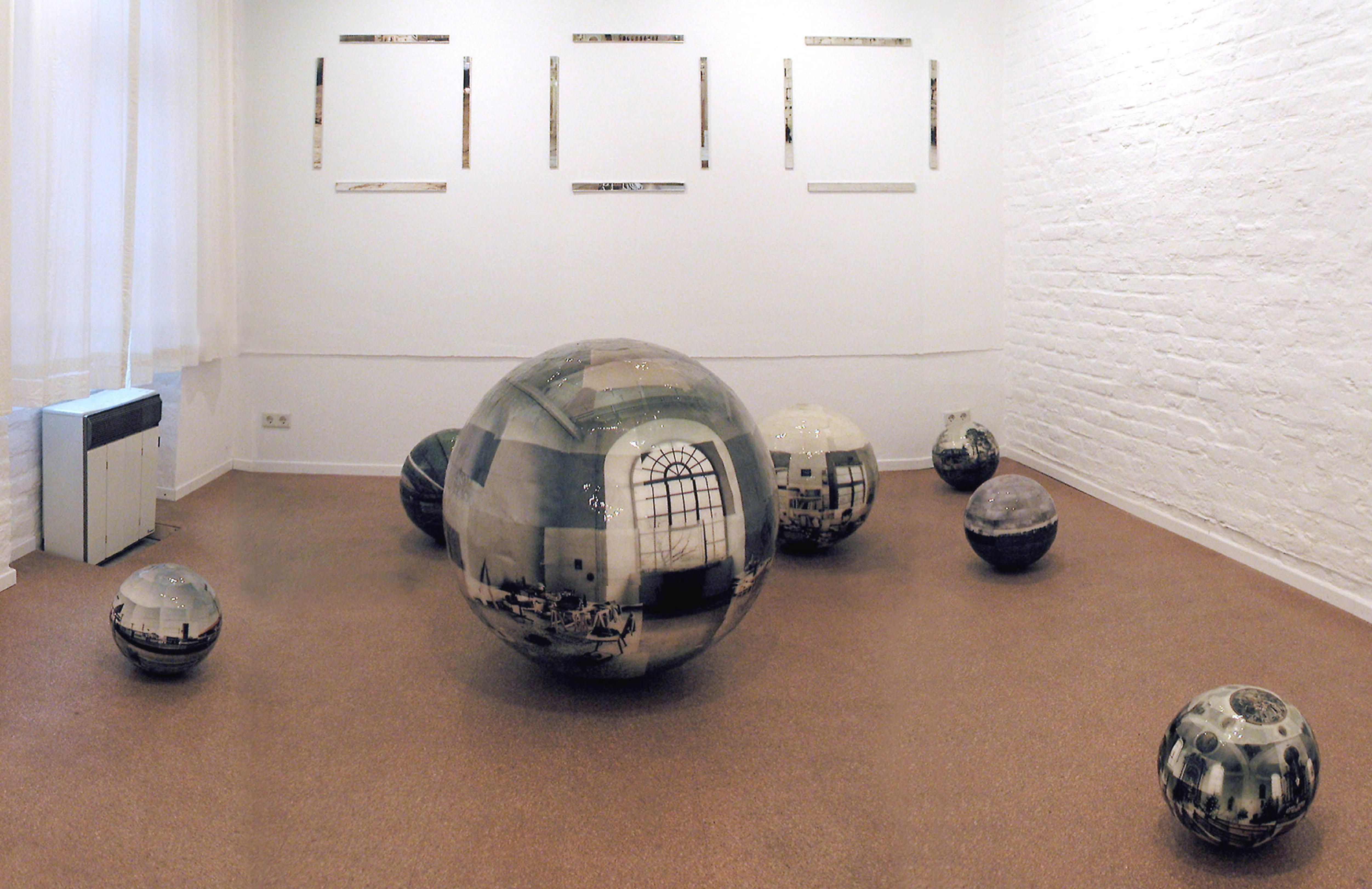 Bernd Halbherr Solo Exhibition: Space Lab