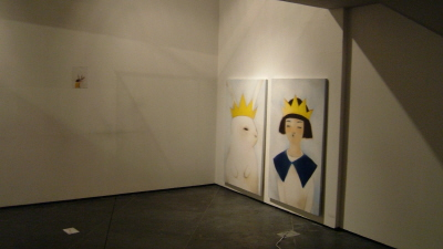 Hanna Kim Solo Exhibition: A decent day for Hanna