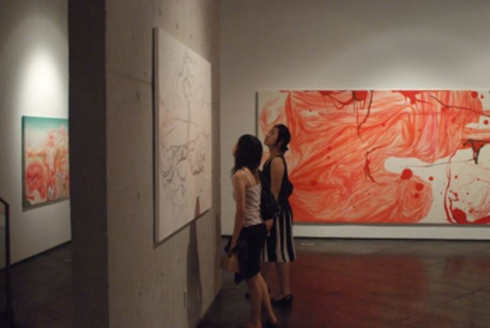 Hyena Kim Solo Exhibition: How ugly they are!