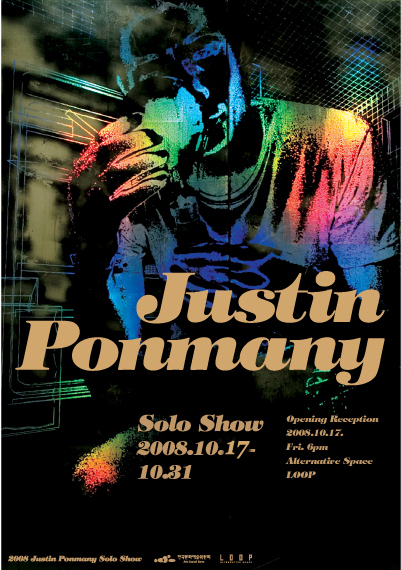 Justin Ponmany Solo Exhibition: Justin Ponmany Show