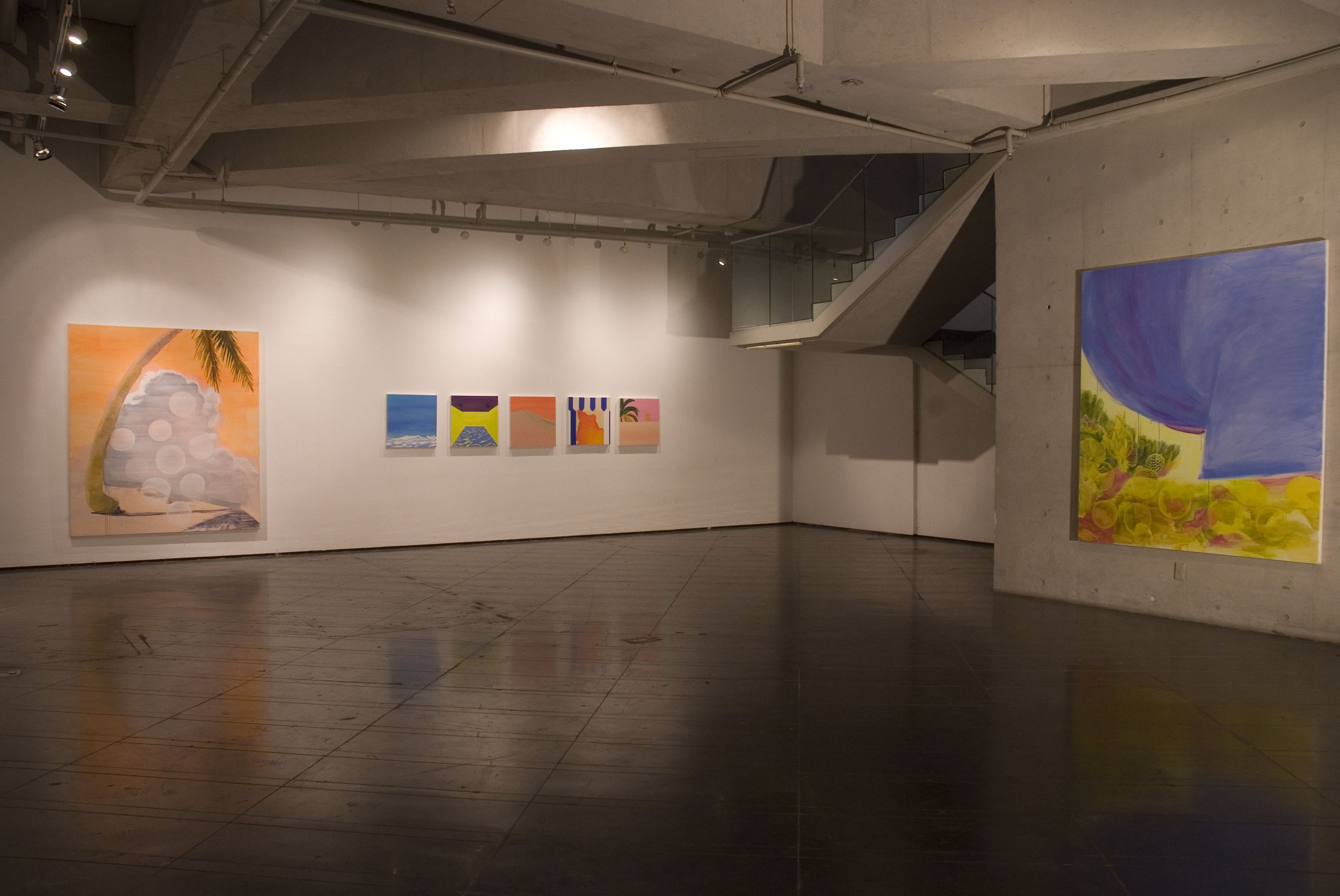 Gee Song Solo Exhibition: Beyond Landscape