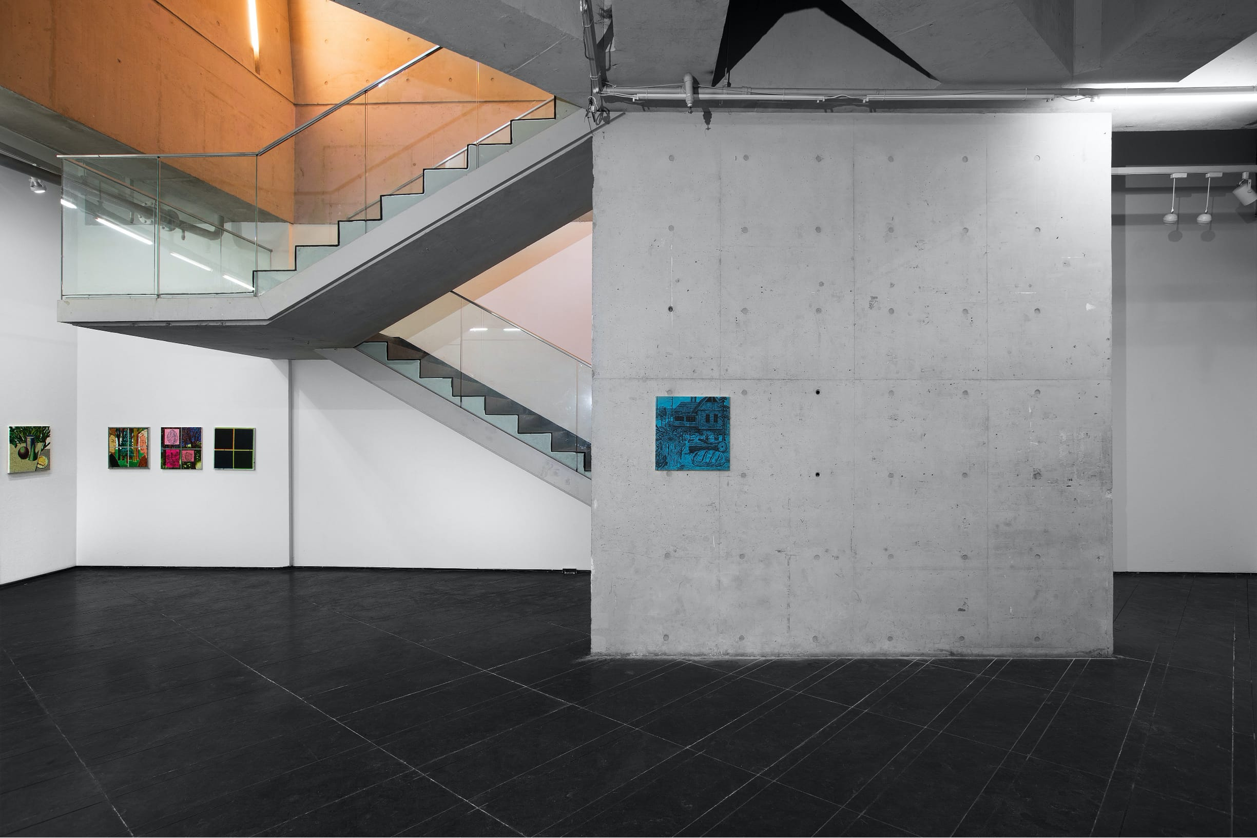 Hyun Sun Jeon Solo Exhibition: Parallel Paths