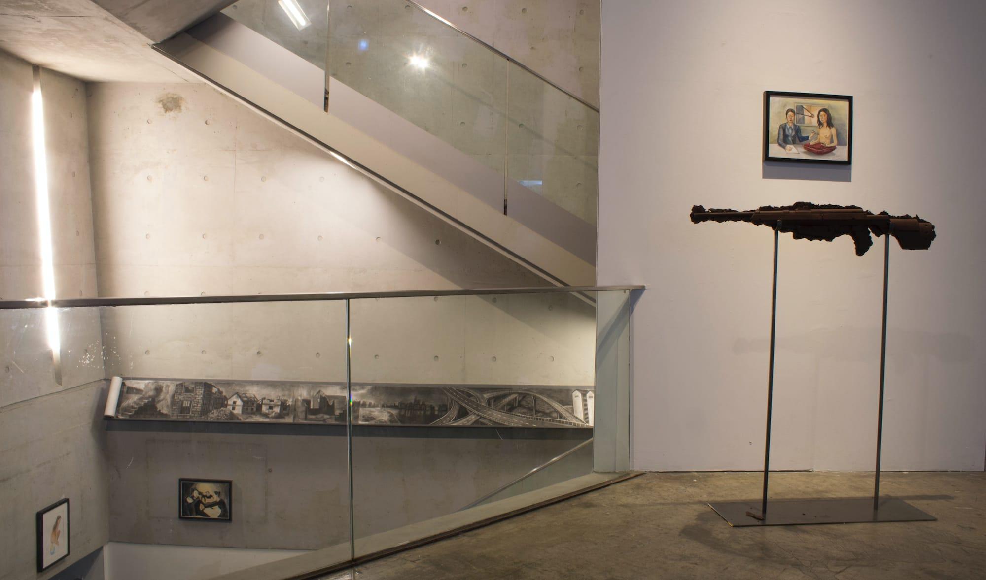 Young Joo Lee Solo Exhibition: Shangri-La