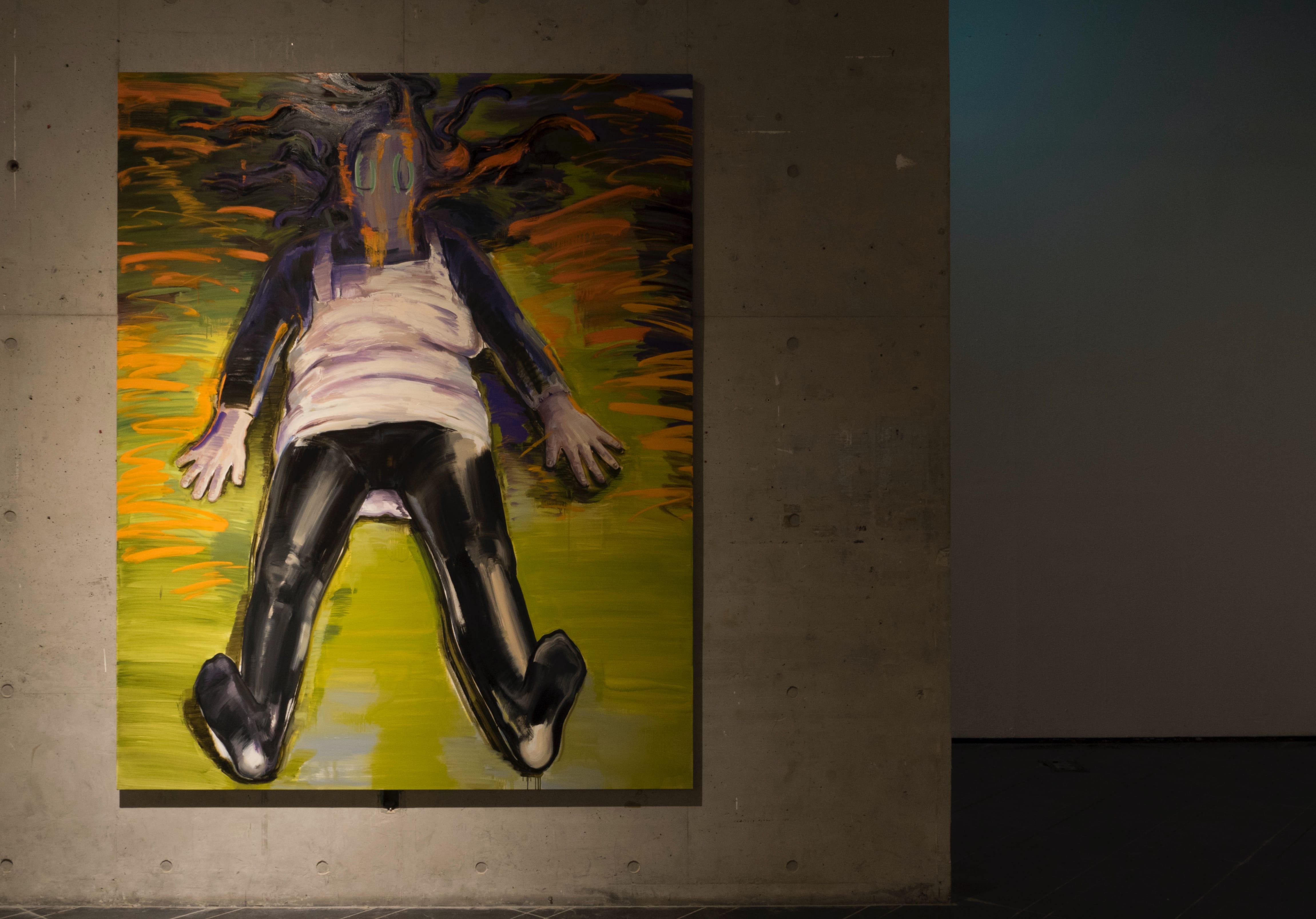 Eunsae Lee Solo Exhibition: Night Freaks