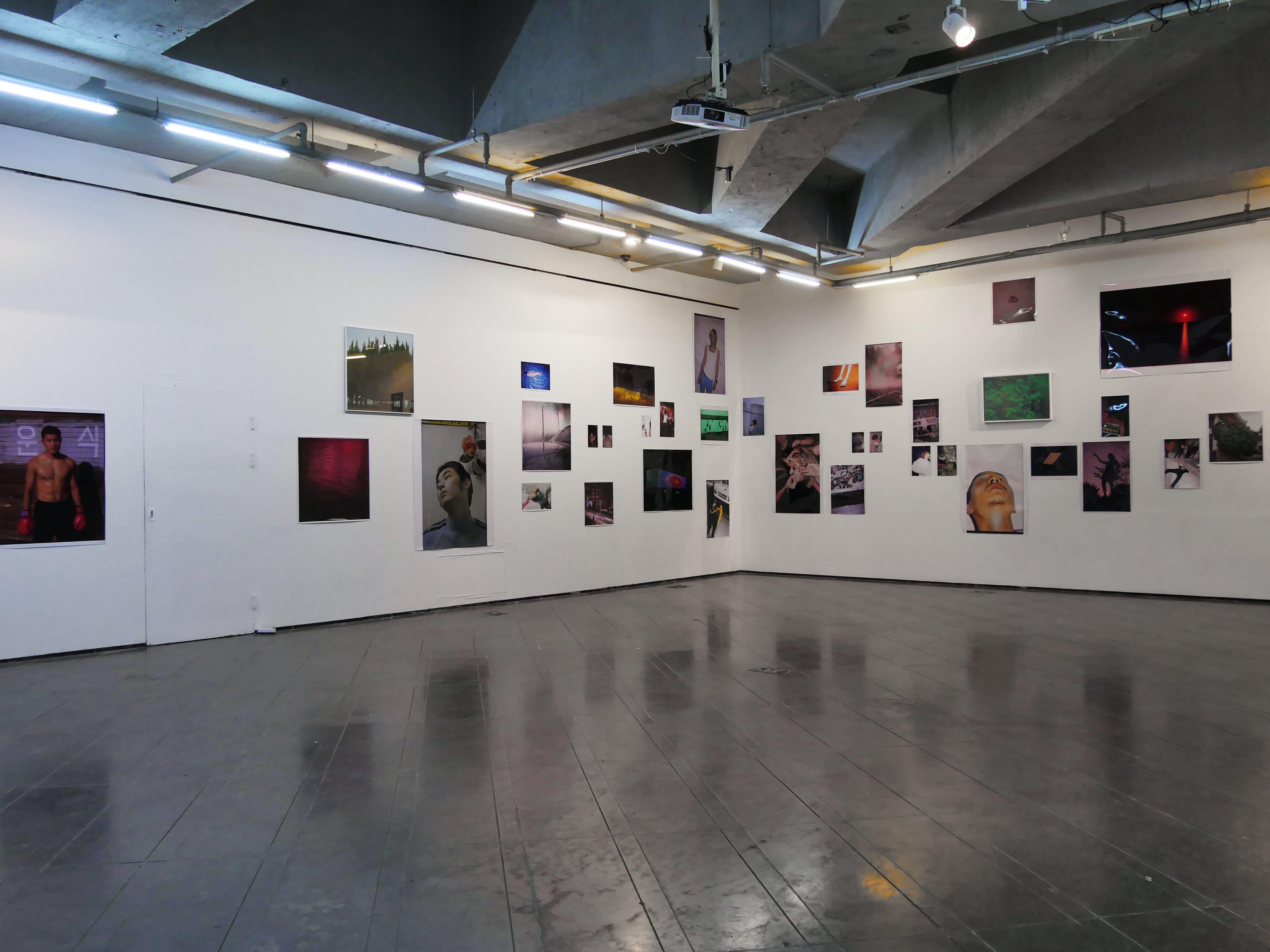 LESS Solo Exhibition: RAWTEENSTAR