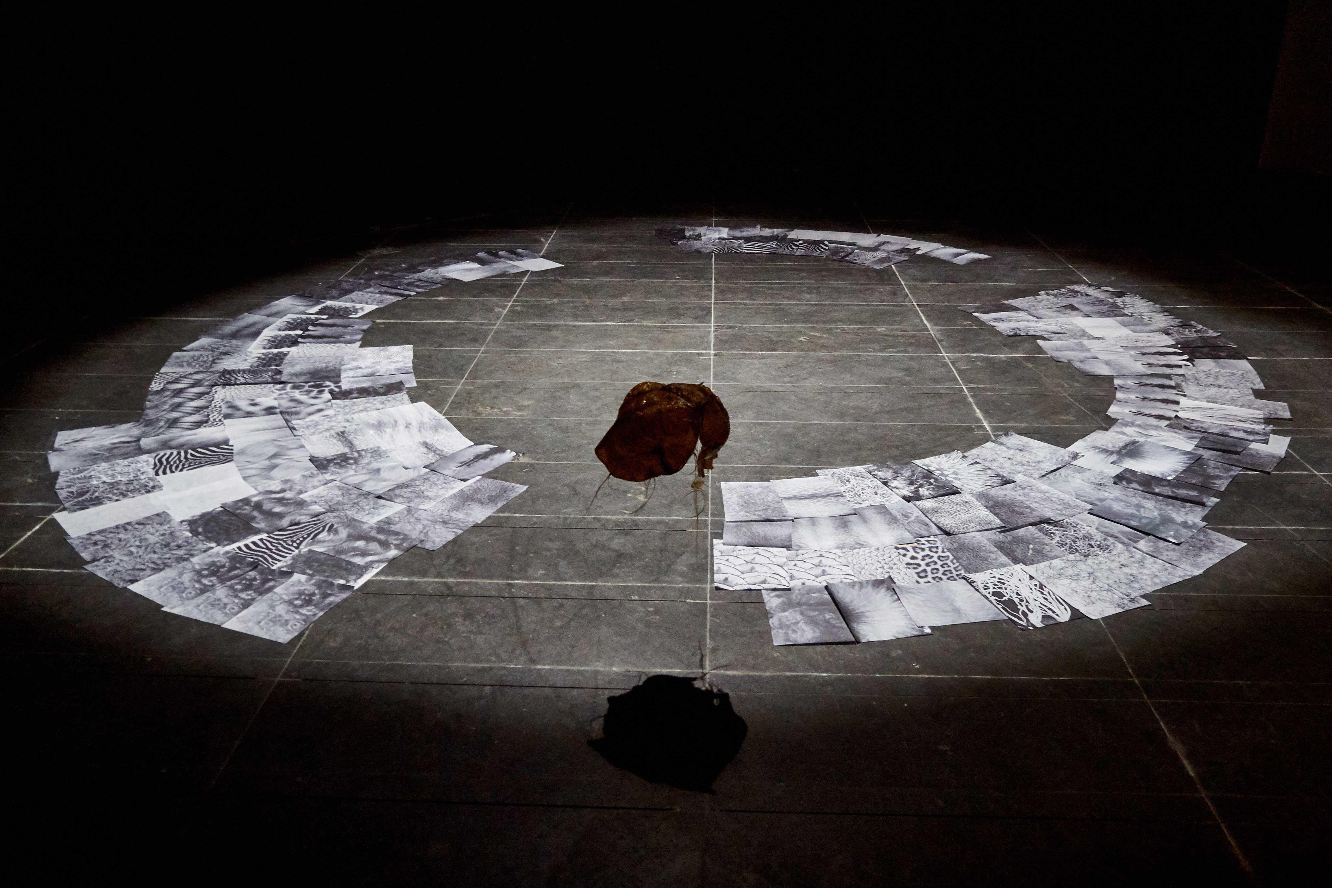 Eunji Cho Solo Exhibition: Dancing Between Two Earths