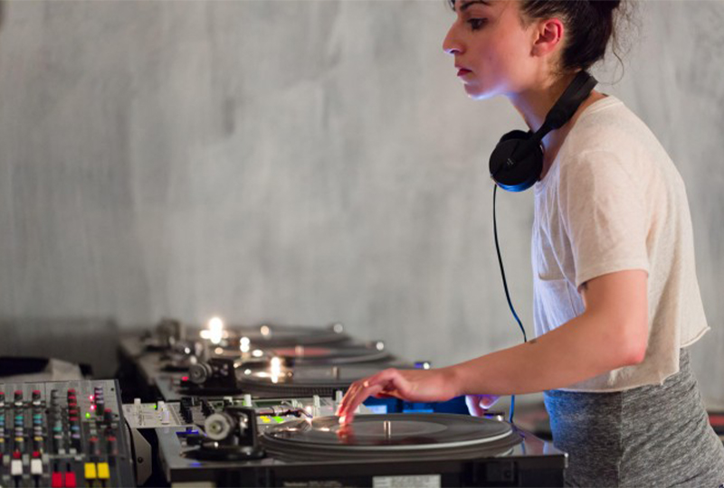 Refugia: Sound Projects by 11 Women Artists