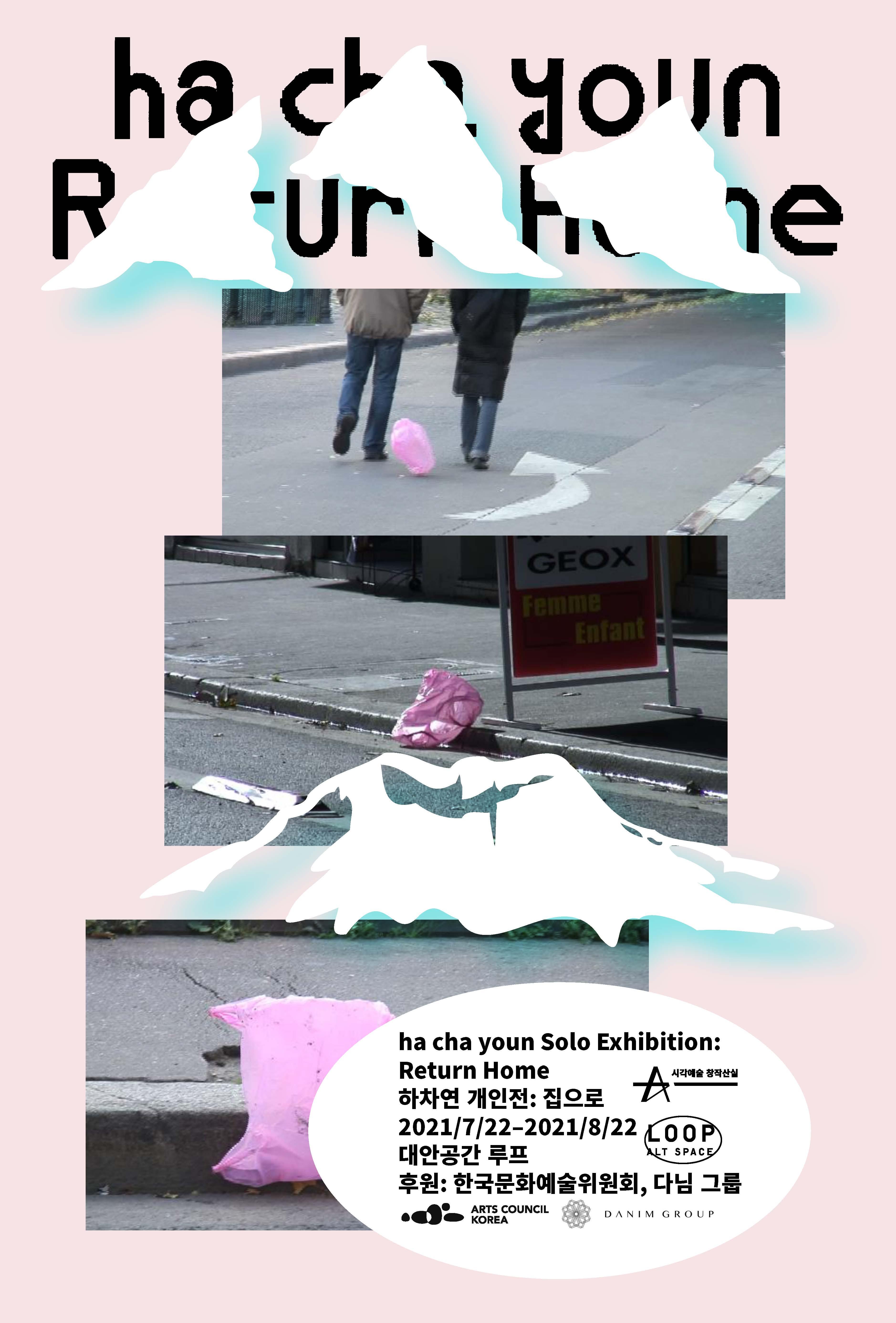 ha cha youn Solo Exhibition: Return Home